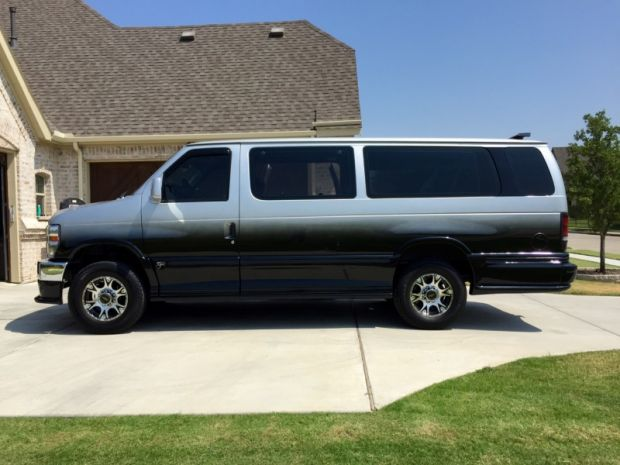 For Sale Texas Keller : 2012 Used Ford E250 With Tuscany