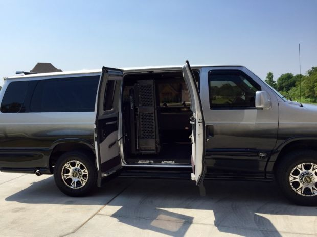 For sale texas keller 2012 used braun ford e250 with for Tuscany conversions