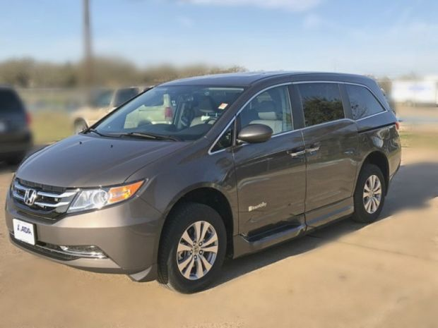 For sale texas corpus christi 2016 new braunability for 2016 honda odyssey ex l price