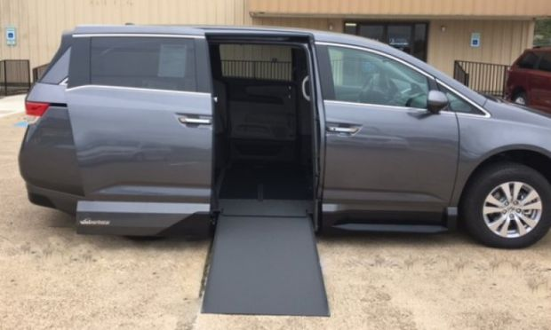 photo of 2016 Honda Odyssey Ex-l Vmi Northstar (infloor) Vmi