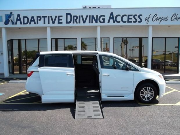 photo of 2013 Honda Odyssey Ex-l Braunability Honda Entervan Braun