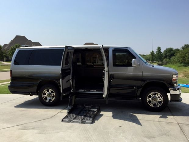 2012 Ford E250 With Tuscany Conversion  Braun