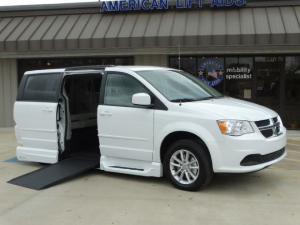 2015 Dodge Grand Caravan Passenger  Adaptive Mobility Systems