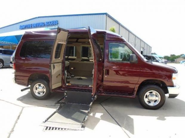 Private Car Sale In Houston Tx: Latest Ford Wheelchair Vans For Sale