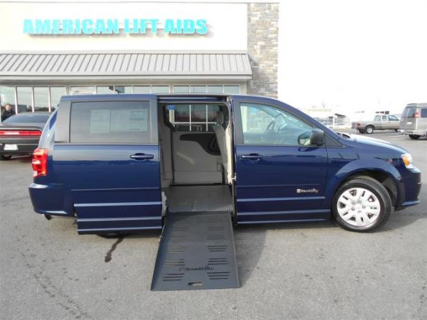 Mobility Van Dealers Tx >> For Sale Texas Tyler : 2015 New Dodge Grand Caravan Passenger Accessible Vehicle | Wheelchair ...
