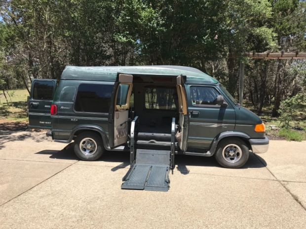 For Sale Texas San Antonio 2000 Used Alamo Mobility